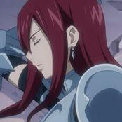ZzZzZz… ((OOC: goodnight xxx)) #erza #erzascarlet #fairytail #anime