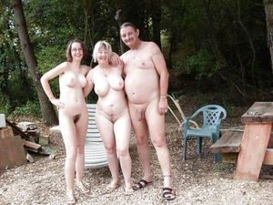 nudist mom-daughter and dad | MyXXXCentral com