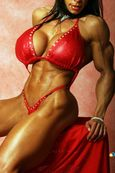 images of Alone An Area Orion Female Muscle And Breast Expansion Morph