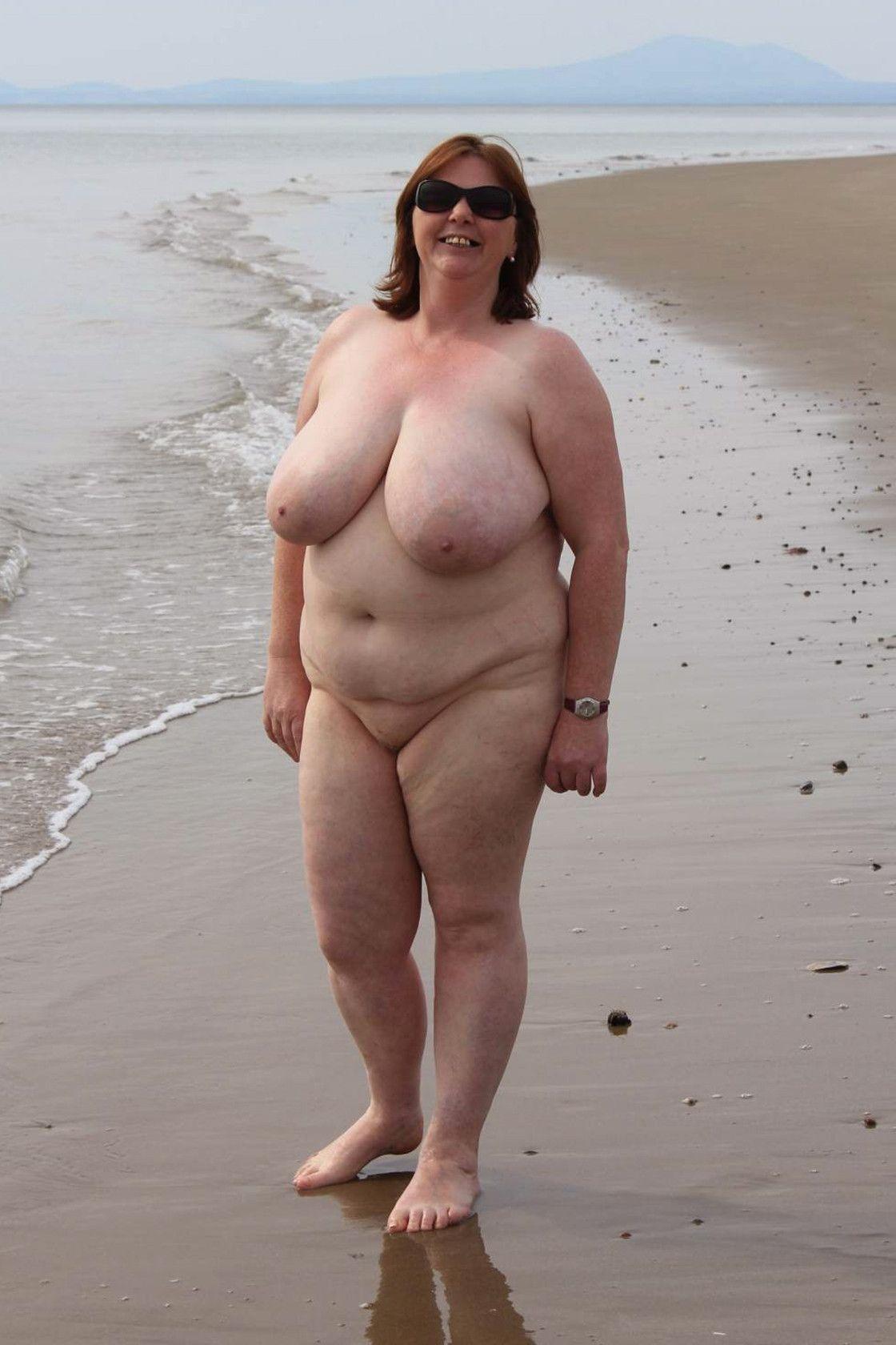 Bbw Wife Beach Sex