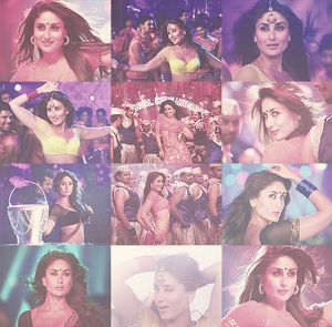 and gorgeous Kareena Kapoor, one of Bollywood's top leading ladies