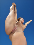 bigasswomen:http://www.bigasswomen.tumblr.com flexi girl