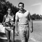Sean Connery # James Bond # 007
