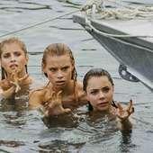 Island Of Secrets Lucy Fry Lyla Nixie Sirena Amy Ruffle Ivy Latimer