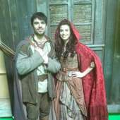Meghan Ory Ruby Lucas Peter Once Upon A Time Ouat