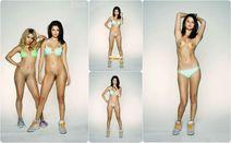 naked: Selena Gomez & Vanessa Hudgens Spring Breakers Nude hot Pussy