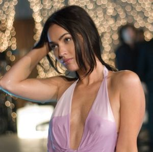 Megan Fox - Seethru - Nipples - Wardrobe malfunction