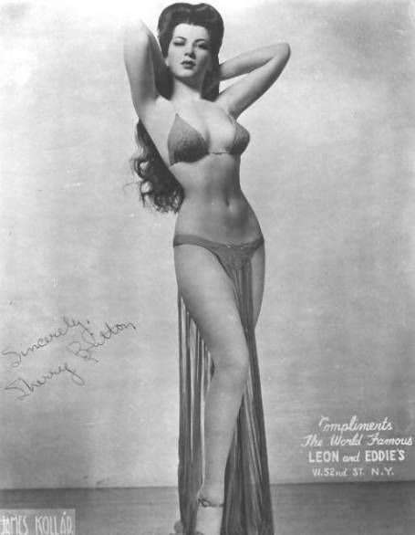 Amazing Body Striptease