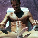 nutsbuttsbulges:Michael Brandon is so fucking huge