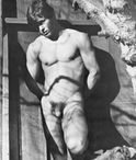 OF APOLLO, FARMER'S SON WAITING NAKED BEHIND THE BARN FOR HIS