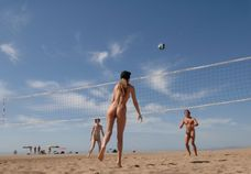 The Sexual Voodoo Diaries — Who's up for nude beach volleyball!