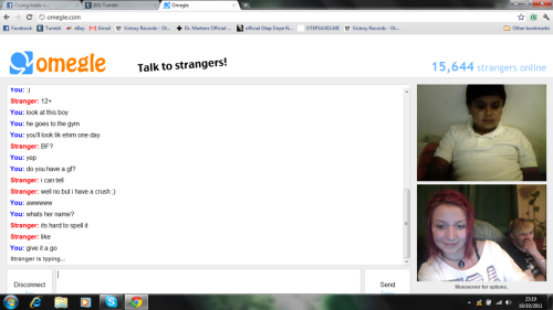 Omegle Youth