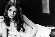Dianus • kerabanletetu: by Garry Gross Brooke Shields