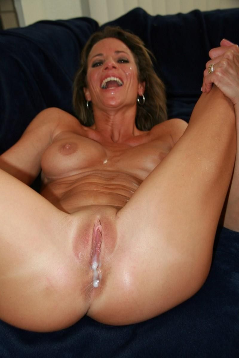 Creampie Mature Young