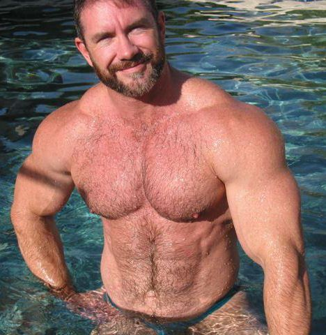 Bo Dixon Muscles