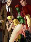 :Artemis , Miss Martian and Kid Flash � Young Justice DC comics