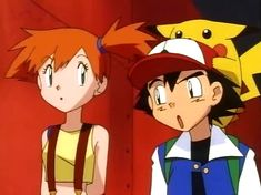 shipped Misty/Ash so hard.