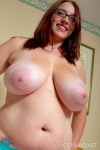 Nude and Improved • Looks like Kat Dennings
