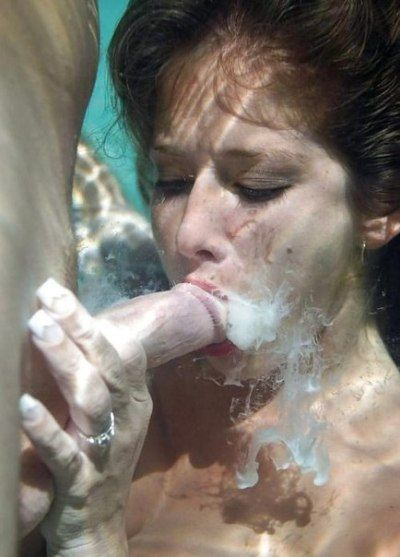 Underwater Blow Job