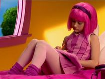 julianna rose mauriello #lazytown #pink