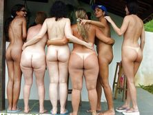 Dev Com, nude women in groups  perfection