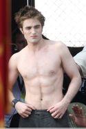 Robert Pattinson nude sex scene in the film Bel Ami.
