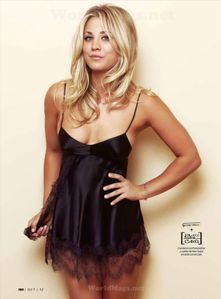 Kaley Cuoco on www expostas com