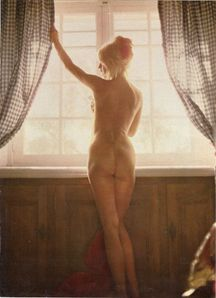 vintagebooty:Brigitte Bardot Original Nude Pin-Up First Playboy