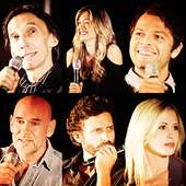 Julian Richings Misha Collins Mitch Pileggi Robert Benedict Amy
