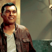 Brian Markinson Adam Beach Arctic Air Bobby Martin Made By Charming