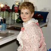 Jennifer Morrison Backstage Of The Miracle Worker