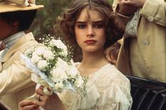 Gary Gross  Brooke Shields in Pretty Baby : Lot 86  Brooke Shields