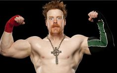 Sports star: Sheamus WWE Profile And Pictures