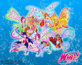 Winx Club Bloom Brasil: Galeria Winx