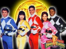 Power Rangers: