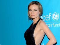 Diane Kruger at a Unicef event