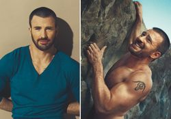 Chris Evans Ten Times