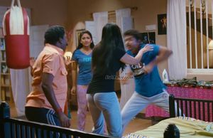 Slut Actress: Asin Wearing Tight Pant Showing Big Ass Crack From