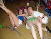 Party Upskirts