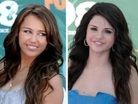 Miley Cyrus: Selena Gomez UT�NOZZA Miley Cyrust?!