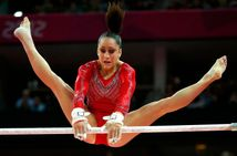 Jordyn Wieber 2012 Women's Olympic Gymnastics USA Team