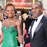 Viola Davis and her Husband looking beautiful couple