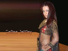 BOLLYWOOD CLEAVAGE: Celina Jaitley Awesome hottie Boobs Posses In