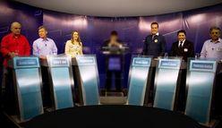 Debate na TV em Tempo