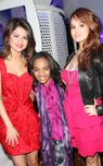 Selena Gomez and Debby Ryan were spotted at Disney�s Kids and Family