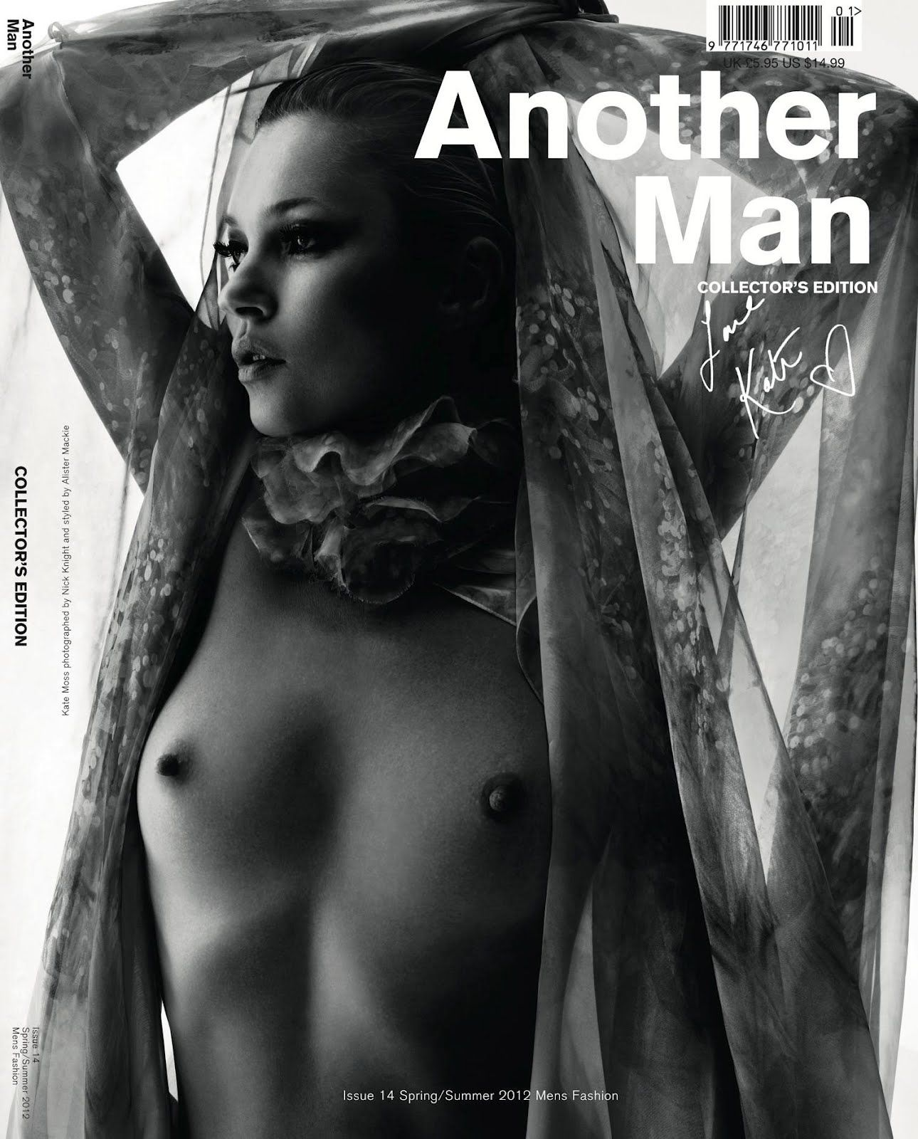 Showstudio Kate Moss Nick Knight