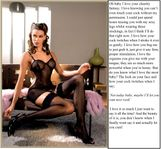 Fork in the Road: Tales of T&D: Male Chastity Captions 3
