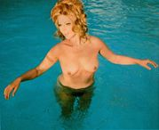 Everlasting love for Sylva: Sylva Koscina NUDE! vol 1  in the pool