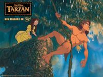 Airhen's World: Tarzan (MOVIE)