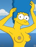 My Sexy Spot: Marge Monday: Marge on the Yacht